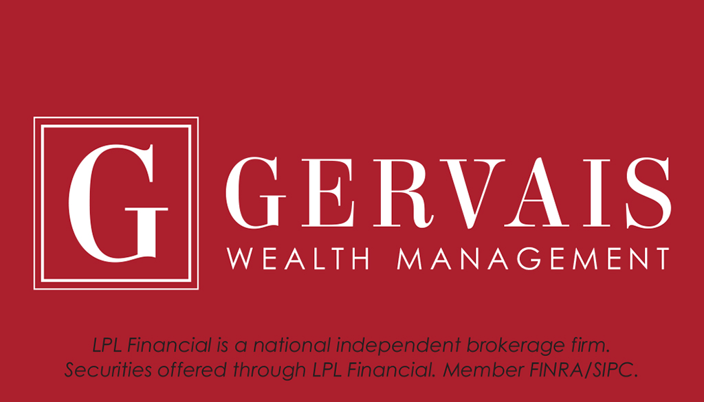 Gervais Wealth Management Business Card Back